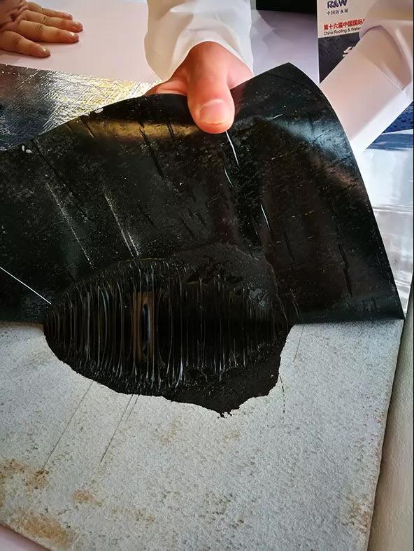 行业大热非固化橡胶沥青防水涂料技术进步展会探寻