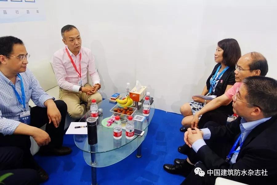 禹王防水:一直稳居一线梯队,近年来再创公司发展史上奇迹